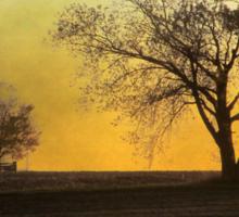 Daybreak on the Farm Sticker