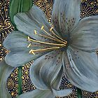 White Tiger Lilies by Cherie Roe Dirksen