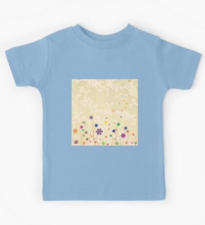 Summer Meadow Kids Tee