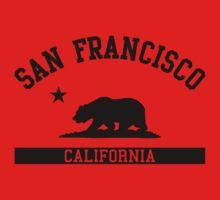 San Francisco One Piece - Long Sleeve