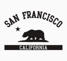 San Francisco Kids Tee