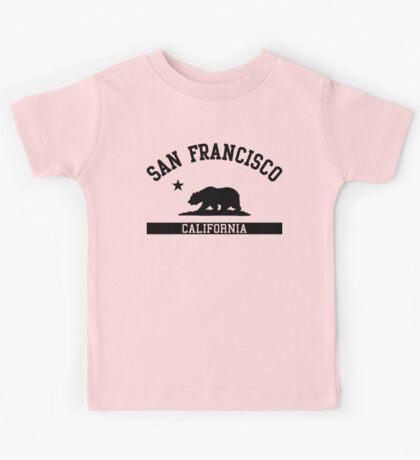 San Francisco Kids Tee