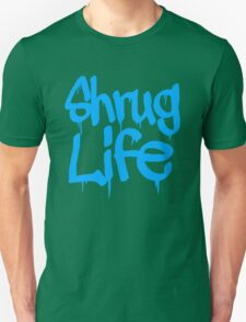 Shrug Life: Apathy Apathetic Whatever T-Shirt