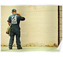 Goodbye Graffiti Poster