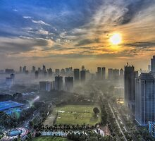 Good Morning Jakarta by Michael Frost (@mjfrostphotos)