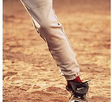 Baseball Player by Alexandria Stolze