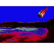 Alien Landscape Photographic Print