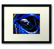 Vector Emerging Framed Print