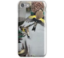 Tempers Fly iPhone Case/Skin