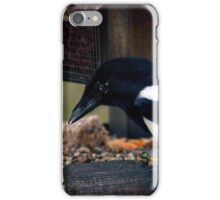 Maggie drops in for dinner iPhone Case/Skin