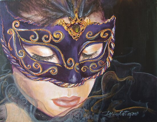"Need to forget...""Resentment"" series by dorina costras"