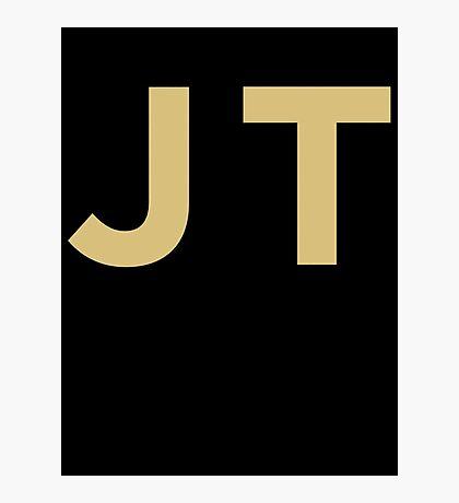 Justin Timberlake JT Photographic Print