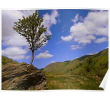 The Lake District: Clinging On Poster