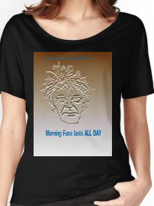 Morning Face Women's Relaxed Fit T-Shirt