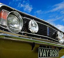 Ford Cortina 1600E by Tony Dewey