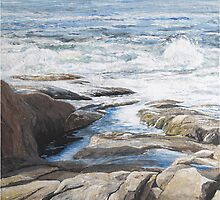 Northshore Scape II by Meg Black