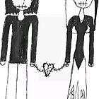 Voodoo Couple by DarlingDarkling