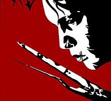 Edward Scissorhands by iankingart