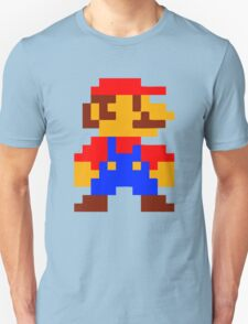 Super Mario Bros Pixel Unisex T-Shirt