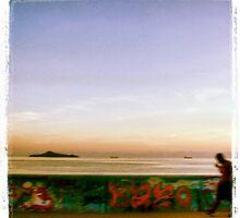 Port Moresby Sunset by John Dalton