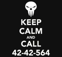 Keep calm and call 42-42-564 Call the Shinigami by masonsummer