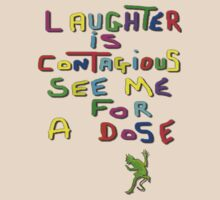 Laughter is Contagious. by albutross