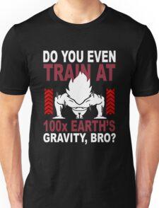 Train Goku Gym Unisex T-Shirt