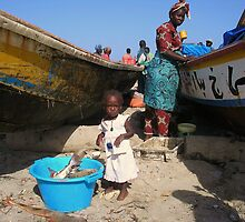 Gambian life by helen conibear