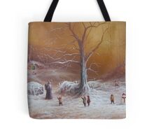 The Shire First Snowfall Tote Bag