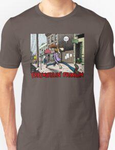 Fabulous Furry Freak Brothers Freewheelin Franklin T-Shirt