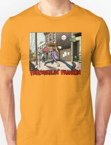 Fabulous Furry Freak Brothers Freewheelin Franklin T-Shirt