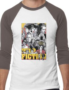 Pulp Fiction Men's Baseball ¾ T-Shirt