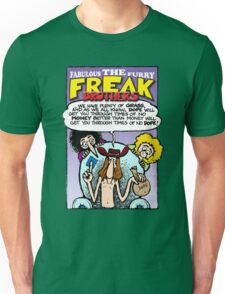 Fabulous Furry Freak Brothers Dope Quote Unisex T-Shirt