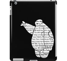 Bay-Bay max iPad Case/Skin