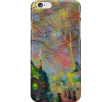 Leaving The Shire iPhone Case/Skin