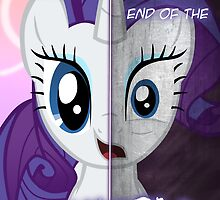 Two Sides - Rarity by TehJadeh