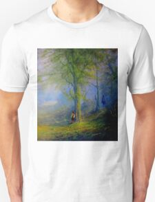 Frodo and The Wood Elves T-Shirt
