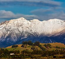 Manapouri 1 by Charles Kosina
