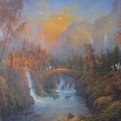 Farewell To Rivendell (The Passing Of The Elves ) by Joe Gilronan
