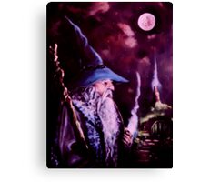 Gandalf Mark Of The Wizard Canvas Print