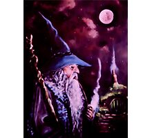 Gandalf Mark Of The Wizard Photographic Print