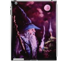 Gandalf Mark Of The Wizard iPad Case/Skin