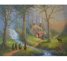 The House Of Tom Bombadil Photographic Print