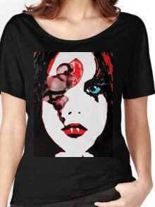 Blood Ache Tee Women's Relaxed Fit T-Shirt