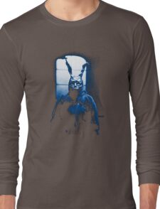 Frank the Donnie Darko rabbit costume Long Sleeve T-Shirt