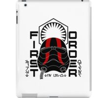 NEW ORDER TIE FIGHTER PILOT iPad Case/Skin