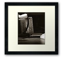 Sharon Shannon's Box Framed Print