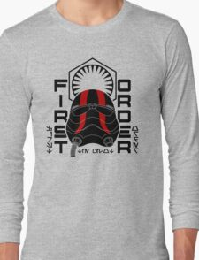 NEW ORDER TIE FIGHTER PILOT Long Sleeve T-Shirt