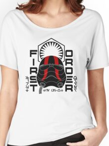 NEW ORDER TIE FIGHTER PILOT Women's Relaxed Fit T-Shirt