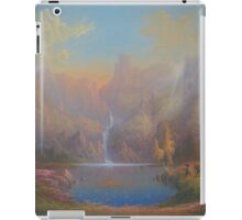 Dwarf Kingdom The Crown Of Durin iPad Case/Skin
